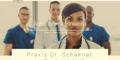arzt-internetseite