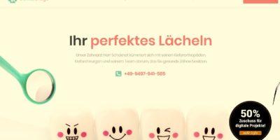 zahnarzt-internetseite